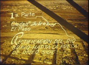 Frontera Mexico Norteamericana - Ciudad Juárez Rectification de Río Bravo (1a. Parte)