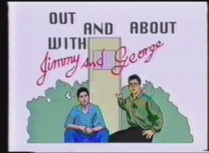 Out and About with Jimmy and George: The Battle of Palo Alto