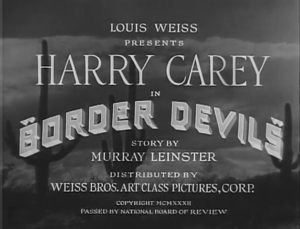 <i>Border Devils</i>