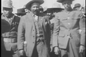 Pancho Villa on the Border